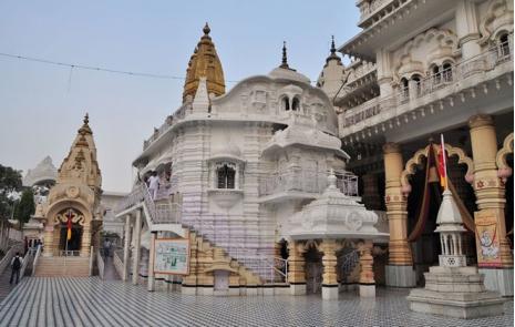 Chatarpur Mandir Delhi