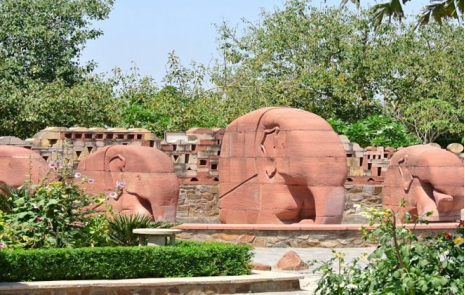 Garden of Five Senses Delhi