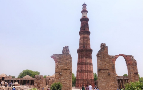 Qutb Minar Delhi