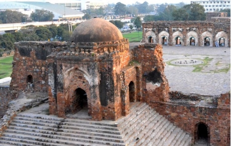 Feroz Shah Kotla Fort Delhi