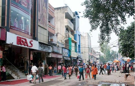 Lajpat Nagar Market