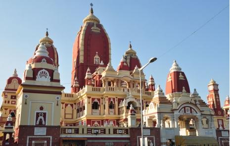 Lakshmi Narayan Temple (Birla Mandir) Delhi
