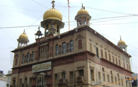 Gurudwara Sis Ganj Sahib, Delhi