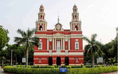 Sacred Heart Cathedral Church Delhi