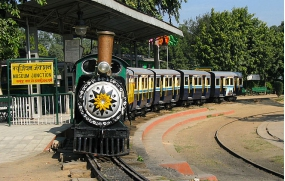 National Rail Museum Delhi